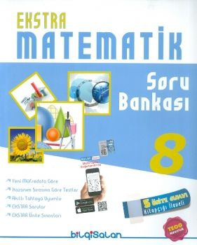 Bilgisalan Yayınları 8. Sınıf TEOG Ekstra Matematik Soru Bankası