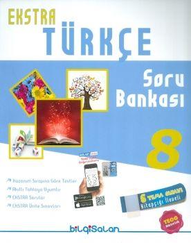 Bilgisalan Yayınları 8. Sınıf TEOG Ekstra Türkçe Soru Bankası