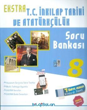 Bilgisalan Yayınları 8. Sınıf TEOG Ekstra T.C. İnkılap Tarihi ve Atatürkçülük Soru Bankası