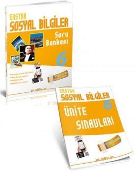 Bilgisalan Yayınları 6. Sınıf Ekstra Sosyal Bilgiler Soru Bankası