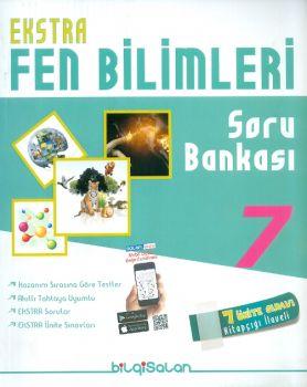 Bilgisalan Yayınları 7. Sınıf Fen Bilimleri Soru Bankası