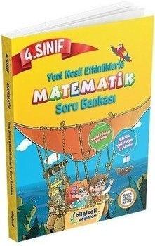 Bilgiseli Yayınları 4. Sınıf Matematik Yeni Nesil Etkinliklerle Soru Bankası