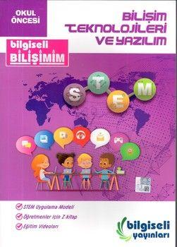 Bilgiseli Yayınları Okul Öncesi Bilişim Teknolojileri ve Yazılım