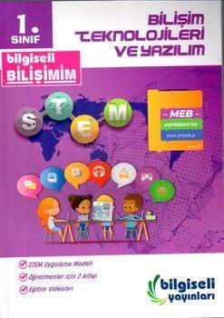 Bilgiseli Yayınları 1. Sınıf Bilişim Teknolojileri ve Yazılım