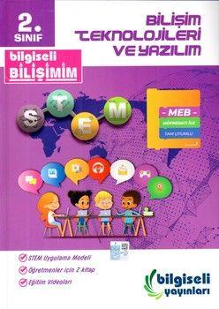 Bilgiseli Yayınları 2. Sınıf Bilişim Teknolojileri ve Yazılım