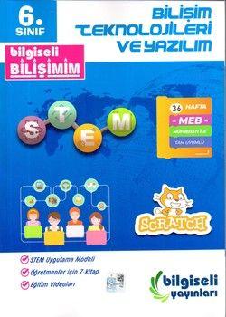 Bilgiseli Yayınları 6. Sınıf Bilişim Teknolojileri ve Yazılım