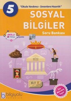 Bilgiyolu Yayıncılık 5. Sınıf Sosyal Bilgiler Soru Bankası