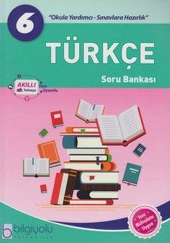 Bilgiyolu Yayıncılık 6. Sınıf Türkçe Soru Bankası