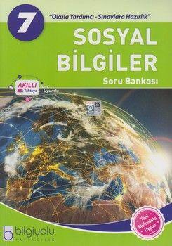 Bilgiyolu Yayıncılık 7. Sınıf Sosyal Bilgiler Soru Bankası