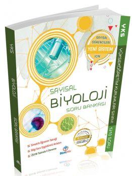 Bilim Yolu Yayınları YKS Sayısal Biyoloji Soru Bankası