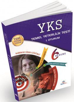 Bilim Yolu Yayınları YKS 1. Oturum TYT 6 Deneme Sınavı