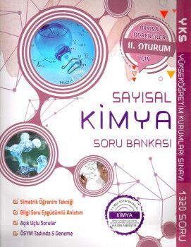 Bilim Yolu Yayınları YKS 2. Oturum Sayısal Kimya Soru Bankası