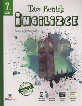 Bilimyolu Yayıncılık 7. Sınıf İngilizce Tam Benlik Soru Bankası