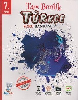 Bilimyolu Yayıncılık 7. Sınıf Türkçe Tam Benlik Soru Bankası