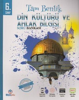 Bilimyolu Yayıncılık 6. Sınıf Din Kültürü ve Ahlak Bilgisi Tam Benlik Soru Bankası