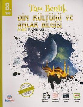 Bilimyolu Yayıncılık 8. Sınıf Din Kültürü ve Ahlak Bilgisi Tam Benlik Soru Bankası