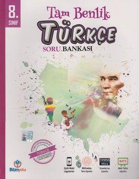 Bilimyolu Yayıncılık 8. Sınıf Türkçe Tam Benlik Soru Bankası