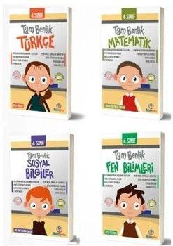 Bilimyolu Yayıncılık 4. Sınıf Tam Benlik Soru Bankası Seti 4 Kitap