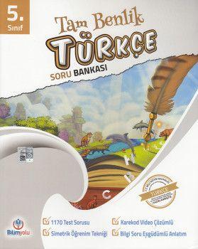 Bilimyolu Yayıncılık 5. Sınıf Tam Benlik Türkçe Soru Bankası