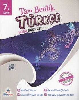 Bilimyolu Yayıncılık 7. Sınıf Tam Benlik Türkçe Soru Bankası