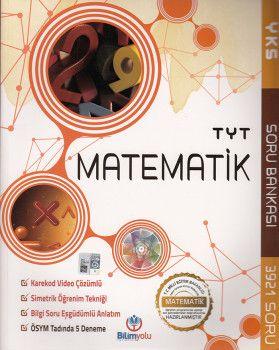Bilimyolu Yayıncılık TYT Matematik Soru Bankası