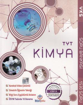 Bilimyolu Yayıncılık TYT Kimya Soru Bankası