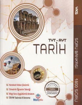 Bilimyolu Yayıncılık TYT AYT Tarih Soru Bankası