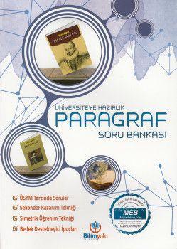 Bilimyolu Yayıncılık Üniversiteye Hazırlık Paragraf Soru Bankası