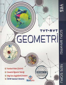 Bilimyolu Yayıncılık TYT AYT Geometri Soru Bankası