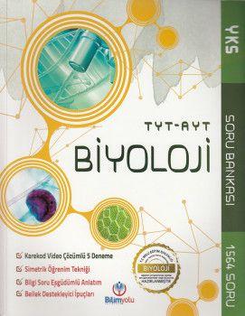 Bilimyolu Yayıncılık TYT AYT Biyoloji Soru Bankası