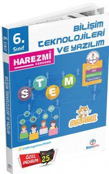 Bilimyolu Yayıncılık 6. Sınıf Bilişim Teknolojileri ve Yazılım Harezmi Öğrenme