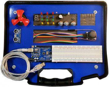 Bilimyolu Yayıncılık 5. Sınıf ve 6. Sınıf Çantalı Robotik Set