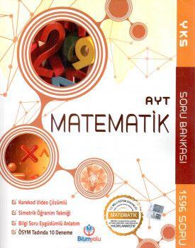Bilimyolu Yayıncılık AYT Matematik Soru Bankası