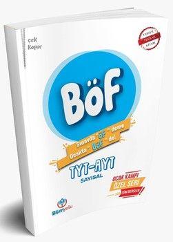 Bilimyolu Yayınları TYT AYT Sayısal BÖF Yarıyıl Tatil Kitabı