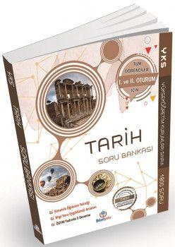 Bilimyolu Yayınları YKS 1. ve 2. Oturum TYT ve AYT Tarih Soru Bankası