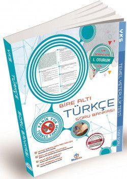 Bilimyolu Yayınları YKS 1. Oturum TYT Bire Altı Türkçe Soru Bankası