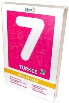 Biltest Eğitim Yayıncılık 7. Sınıf Türkçe Soru Bankası