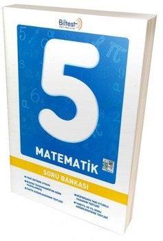 Biltest Eğitim Yayıncılık 5. Sınıf Matematik Soru Bankası