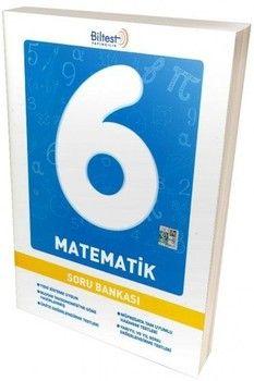 Biltest Eğitim Yayıncılık 6. Sınıf Matematik Soru Bankası