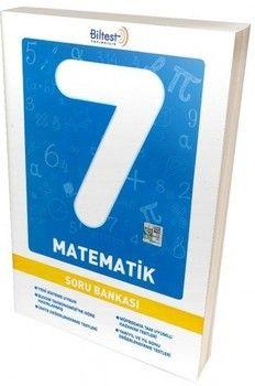 Biltest Eğitim Yayıncılık 7. Sınıf Matematik Soru Bankası