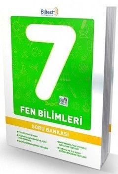 Biltest Eğitim Yayıncılık 7. Sınıf Fen Bilimleri Soru Bankası