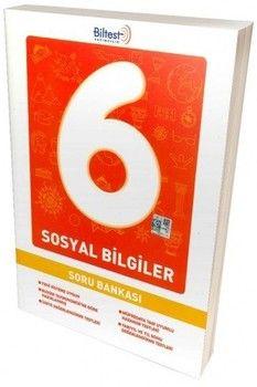 Biltest Eğitim Yayıncılık 6. Sınıf Sosyal Bilgiler Soru Bankası