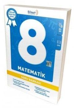 Biltest Eğitim Yayıncılık 8. Sınıf LGS Matematik Soru Bankası