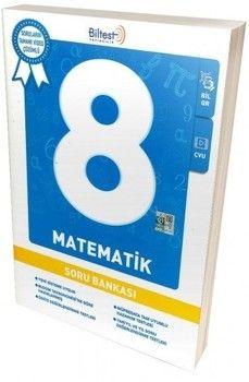 Biltest Yayıncılık 8. Sınıf Matematik Video Çözümlü Soru Bankası