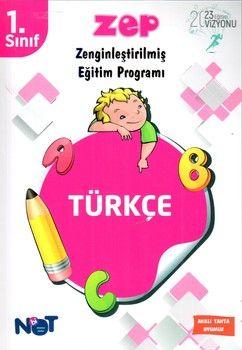 BiNot Yayınları 1. Sınıf Türkçe ZEP