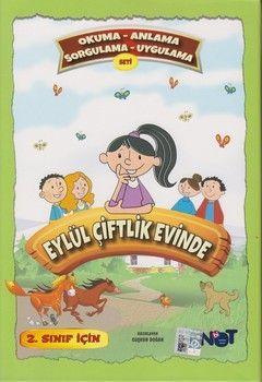 BiNot Yayınları 2. Sınıf Eylül Çiftlik Evinde Okuma Anlama Sorgulama Uygulama Seti