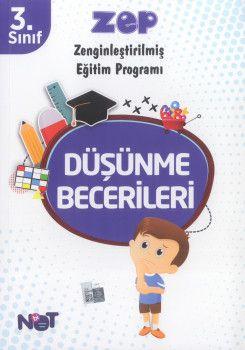 BiNot Yayınları 3. Sınıf ZEP Düşünme Becerileri