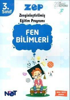 BiNot Yayınları 3. Sınıf Fen Bilimleri ZEP