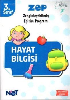BiNot Yayınları 3. Sınıf Hayat Bilgisi ZEP
