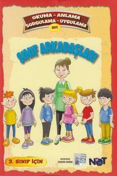BiNot Yayınları 3. Sınıf Sınıf Arkadaşları Okuma Anlama Sorgulama Uygulama Seti